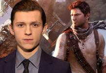 Tom Hollando Nathan Drake Uncharted