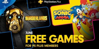 PS Plus Sony Junho