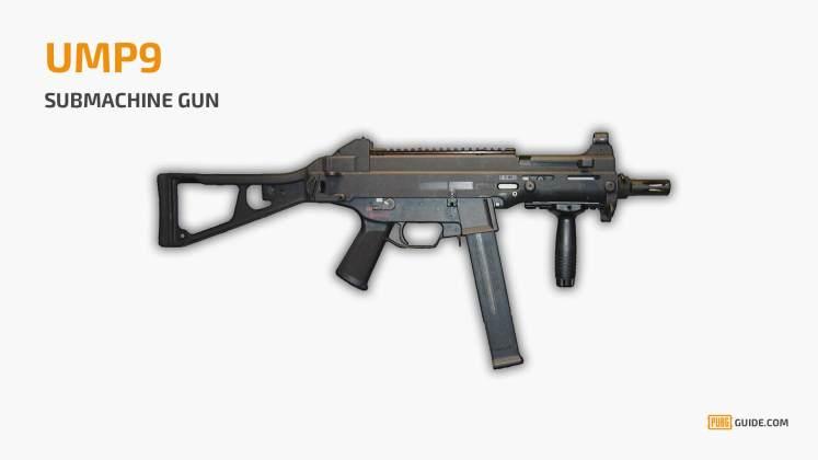PUBG UMP9