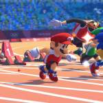Mario and Sonic Olympic Games Tokyo E3 2019