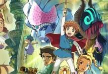 Ni No Kuni: Wrath of the White Witch Remaster