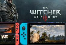 The witcher Nintendo Switch E3 2019