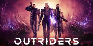 Outriders, Square ENix, E3 2019