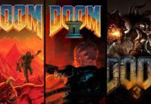 Trilogia Doom Nintendo Switch, PlayStation 4, Xbox One