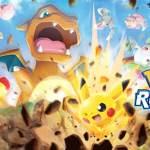 Pokémon Rumble Rush iOS