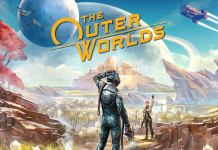 The Outer Worlds vídeo gameplay