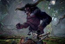 Monster Hunter World: Iceborne, Monster Hunter World, Rajang