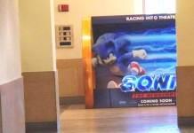 Sonic: O Filme, Sonic