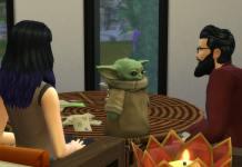 The Sims 4, Bebê Yoda, Yoda, Baby Yoda