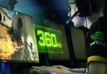 Asus ROG 360 Monitor