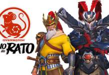 Overwatch ano do rato ano novo lunar