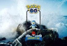 Dia comunitario PipLup Pokémon go Dia da Comunidade