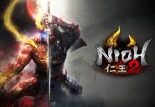 Nioh 2 trailer