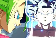 Goku Instinto Superior Kefla Dragon Ball FighterZ