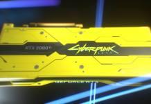 GeForce RTX 2080 Ti edição Cyberpunk 2077 Nvidia