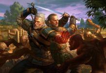 The Witcher, Vesemir, Geralt de Rívia, Nightmare of the Wolf