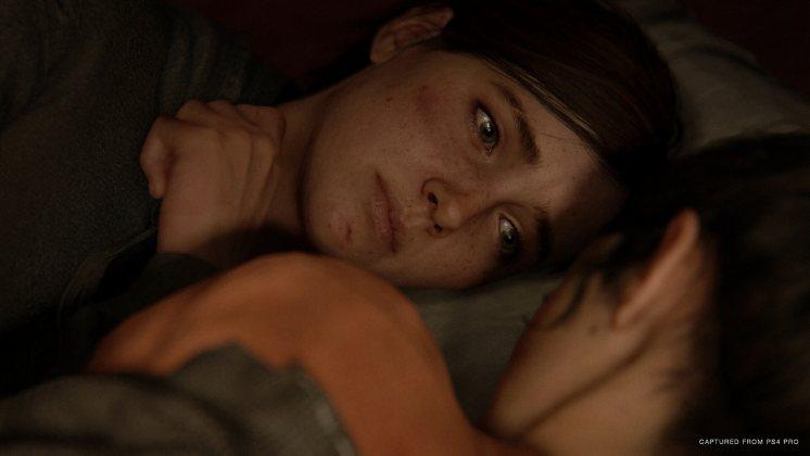 The Last of Us, Gráficos, Imagens, jogo