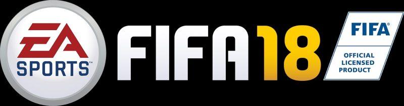 FIFA 18 FIFA18 Logo