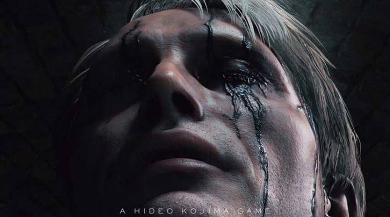 Death Stranding Graphics Demo Mads Mikkelsen