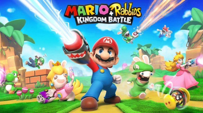 Mario & Rabbids Beitragsbild