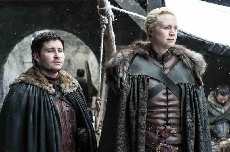 Kriegsbeute Game of Thrones Staffel 7 Episode 4 S7E4 Podrick Brienne