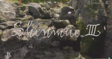 Shenmue 3 Shenmue III Deep Silver