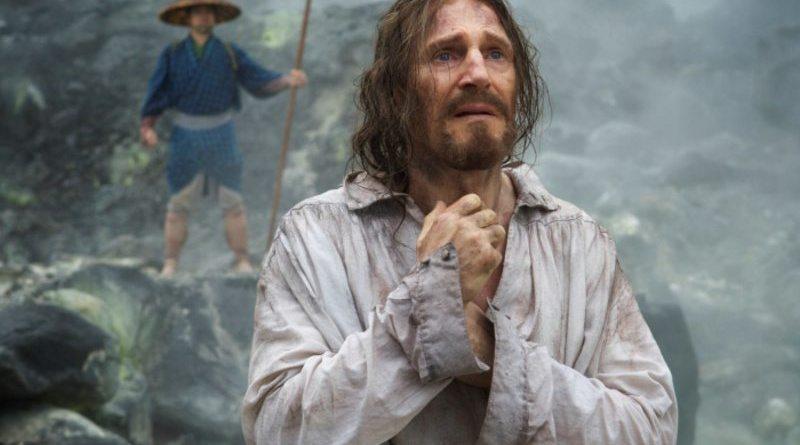 Silence Concorde Gewinnspiel Home Entertainment Martin Scorsese Liam Neeson Titel