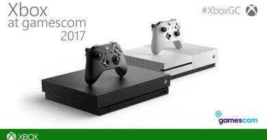 Xbox One X Gamescom 2017 XboxGC Titel