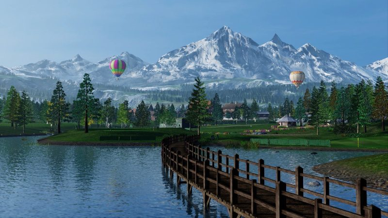 Everybody's Golf PS4 PlayStation 4 Test Review 1