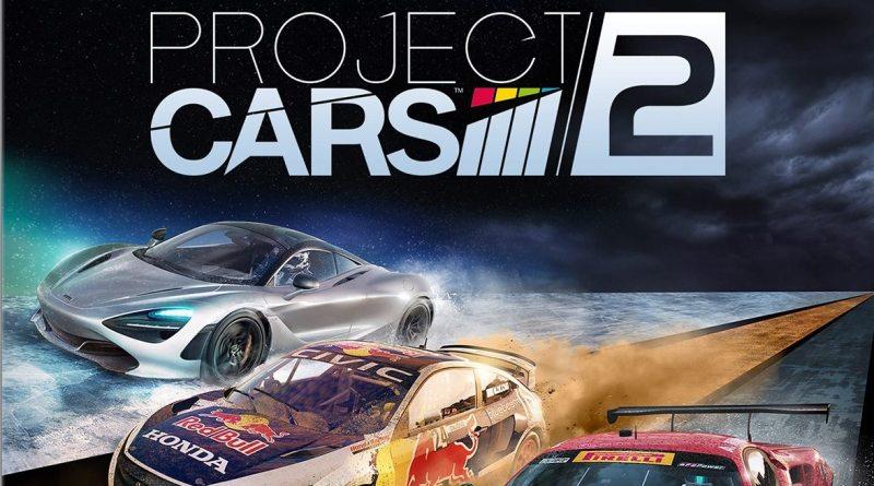 Project Cars 2 PC 2 Xbox One PS4 PC Namco Bandai Racing Simulation Renn-Simulation