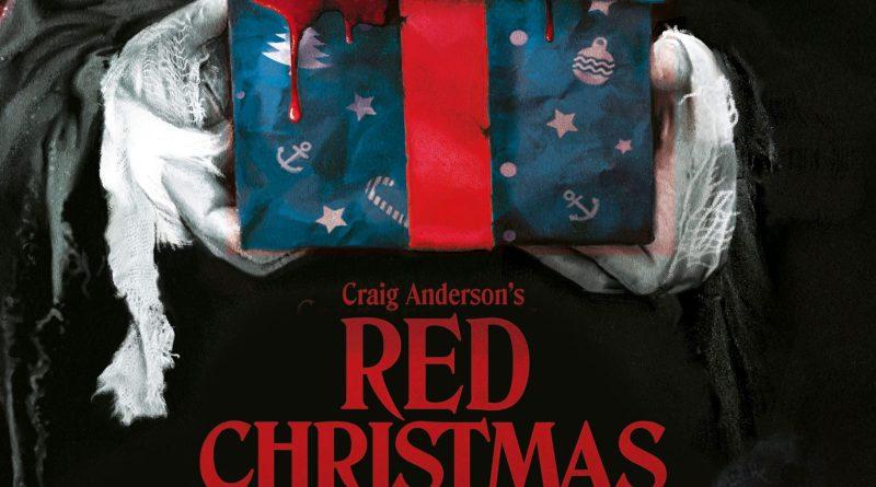 Red Christmas Blutige Weihnachten Horror Splatter Review Titel