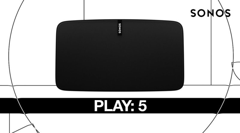 Sonos Play5 Play 5 Test Review Wireless Multiroom Speaker Lautsprecher Titel