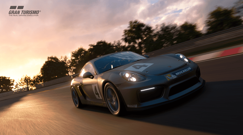 Gran Turismo Sport GT Sport PlayStation 4 Review