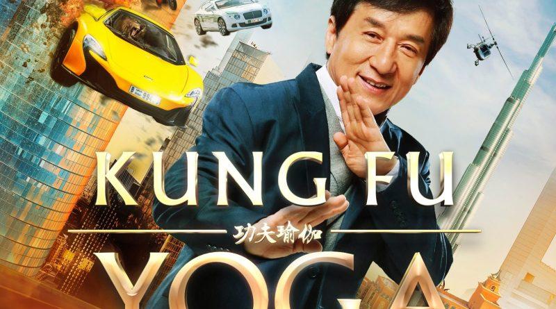 Kung Fu Yoga Jackie Chan Action Abenteuer Der Goldene Arm der Götter