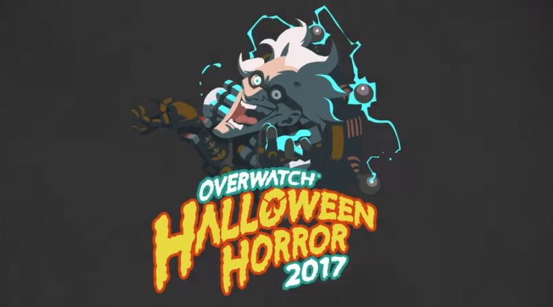 Overwatch Halloween Terror Event