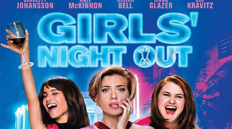 Girls Night Out Scarlett Johansson Review Test Komödie