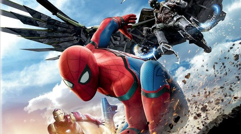 Spider-Man Homecoming Blu-ray Review Test Spiderman Marvel