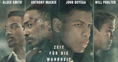 Detroit Review Kritik Test Blu-ray John Boyega Will Poulter Anthony Mackie Thriller