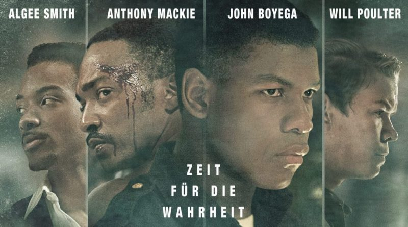 Detroit Review Kritik Test Blu-ray John Boyega Will Poulter Anthony Mackie Thriller