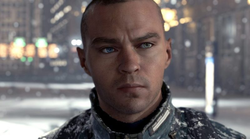 Detroit Become Human PS4 Test Review Kritik Markus