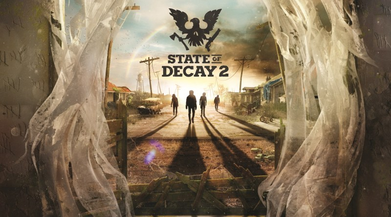 State of Decay 2 MIcrosoft Xbox One PC Zombie Survival Simulation Test Kritik Titel
