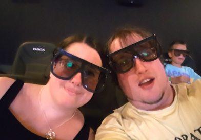 D-Box GamersPotion Cinecitta Nürnberg 4D Kino Titel