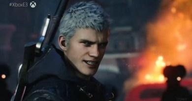 Devil May Cry 5 Capcom XboxE3 E3 2018 Titel