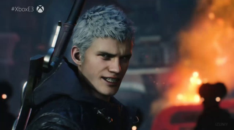 Devil May Cry 5 Capcom XboxE3 E3 2018 Titel