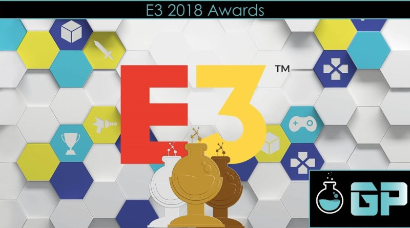 E3 awards 2018 titelbild