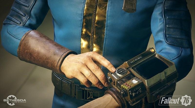 Fallout 76 Bethesda Xbox XboxE3 E3 2018 Titel