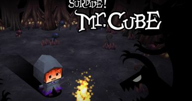 Survive! Mr. Cube Review Test Kritik PlayStation 4 Indie Titel