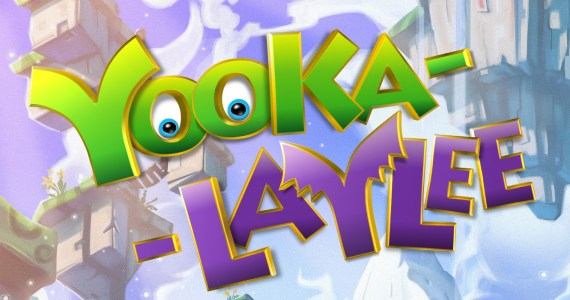 Yooka-Laylee con modo local y Co-op y minijuegos