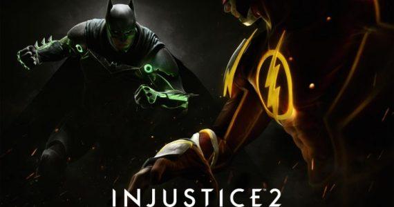Filtrado nuevo jugador de Injustice 2