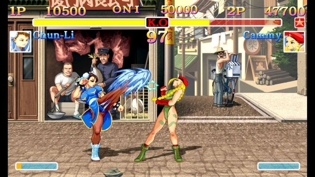 Capcom anuncia Ultra Street Fighter II The Final Challengers para Nintendo Switch-4-GamersRD